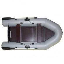 Лодка надувная Фрегат 280 ES компл. серый R л/т