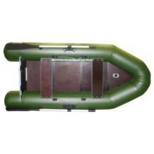 Лодка надувная Фрегат 280 E компл. зеленый  л/т