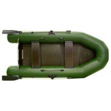 Лодка надувная Фрегат 280 EК компл. зеленый  л/т