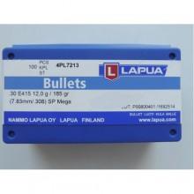 Патрон LAPUA .308 Win E415 12,0 г/185 гр SP Mega