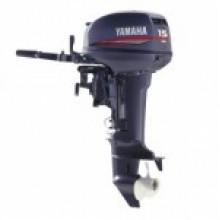 Мотор YAMAHA  15 FMH S1119249 двухтактный