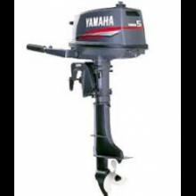 Мотор YAMAHA E 25 BMHS #1049609