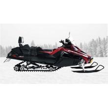Снегоход Bearcat Z1 XT LTD 4UF12SNWXCT103686 10009193/150811/0011399 красный